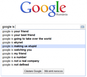 Google is making us stupid