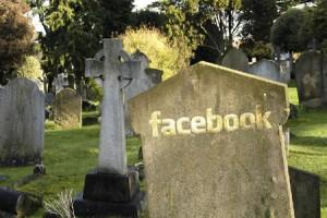 Facebook a murit