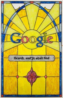 Google - Dumnezeu