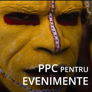 Promovarea Evenimentelor prin campanii PPC